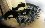 Balmung metal chain sunglasses