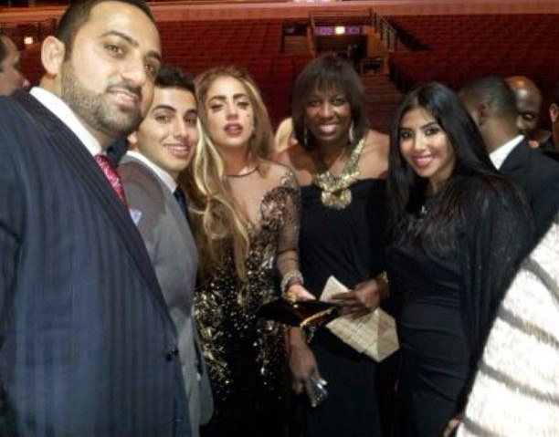 File:Jan.8 - Gaga Attends Bulls Annual Charity Dinner, Chicago .jpg