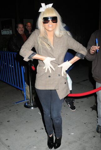 File:Lady Gaga Attending Z100's Jingle Ball At MSG in New York.jpg