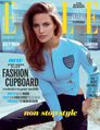 ELLE UK February 2014 cover