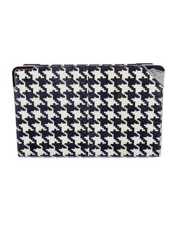 File:Salvatore Ferragamo Fall 2011 Houndstooth Print Clutch.jpg