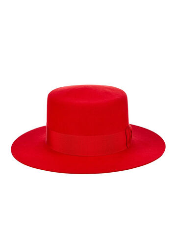 File:Saint Laurent - SS15C - Flat brimmed rabbit felt hat.jpeg