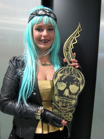 File:The Born This Way Ball Tour Monster pit key holder 6-24-12.jpg