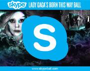 Skype Ball