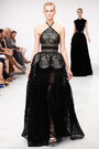 Azzedine Alaïa - Fall 2011 - Cutout gown