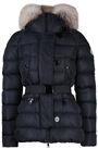 Moncler - Genette fur-trimmed puffer jacket