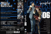 Black Lagoon The Second Barrage DVD Cover 006