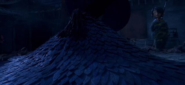 File:Kubo-and-the-Two-Strings-feathers-land.jpg