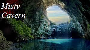 Misty cavern