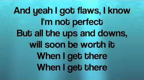 Lupe Fiasco- Till I Get There- Lyrics (On Screen)