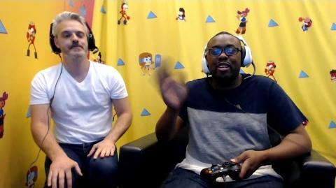 LIVE FROM E3! OK K.O.! Let's Play Heroes Cartoon Network