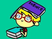 I use book hat