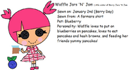 Waffle Jars 'N' Jam