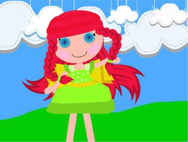 Sally Bright Petunia
