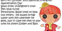 Blaze Flicker Flame