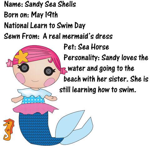 File:Sandy sea shells.jpg