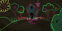 Trace E.'s house