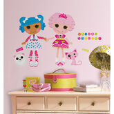 Mittens jewel wall decals