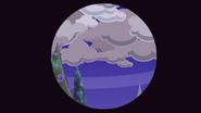 S2 E3 cloudy sky
