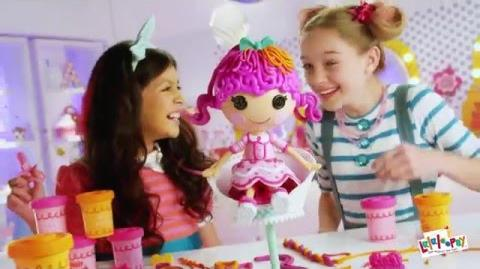 Lalaloopsy Hair Dough 15 Commercial