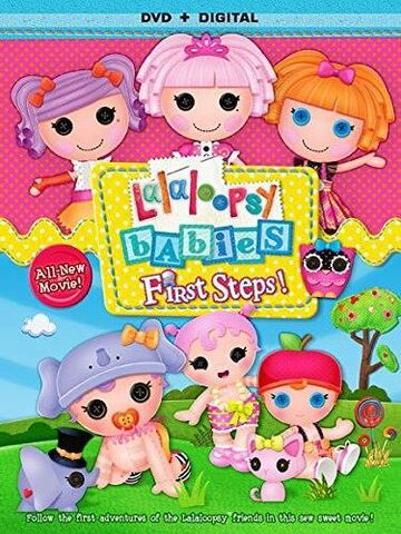 File:Lalaloopsy Babies First Steps - DVD cover.jpg