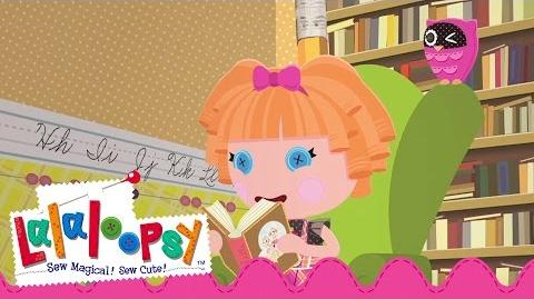 Books Open Your Imagination! Lalaloopsy
