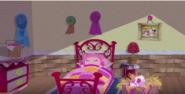 Berry's bedroom