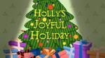 Holly's Joyful Holiday title card