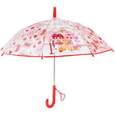 Tippy jewel clear umbrella