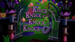 Knick Knack Knock Knock title card
