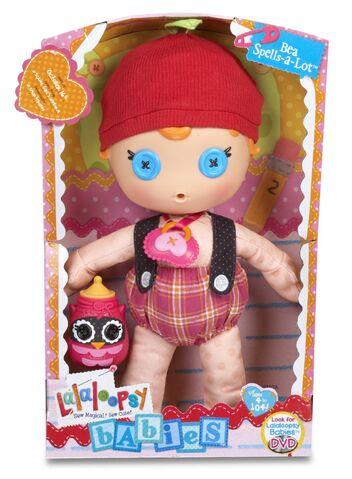 File:Bea Spells-a-Lot doll - Babies - box.jpg