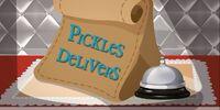 Pickles Delivers