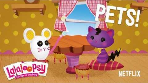 Playful Pets We're Lalaloopsy