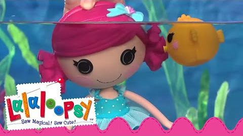 Lalaloopsy Sew Magical Mermaid - Coral Sea Shells