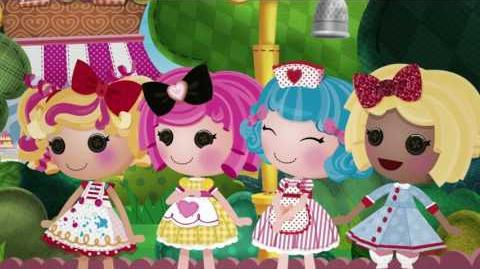 We're Lalaloopsy - Home Is Where The Heart Is