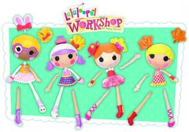 Lalaloopsy Workshop - Promo