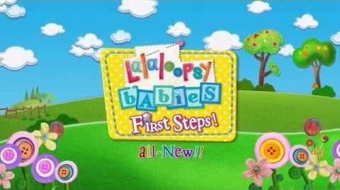 Lalaloopsy Babies - First Steps DVD Trailer