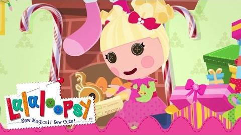 Holly Sleighbells Sewn On Date Lalaloopsy