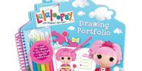 Lalaloopsy Sketch Portfolio