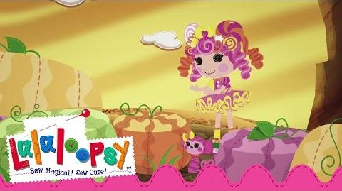 Whirly Stretchy Locks Lalaloopsy