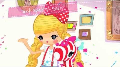 Lalaloopsy Girls - Spot Splatter Splash