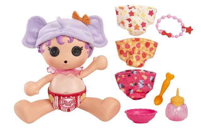 File:Peanut Big Top doll - Babies (Diaper Surprise) - sitting complete.jpg