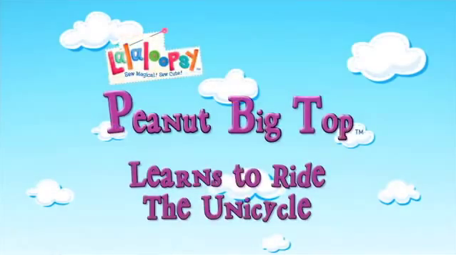 File:Peanut Big Top Learns to Ride the Unicycle title card.png