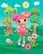 Cake Dunk 'N' Crumble Large Doll poster