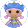Character Portrait - Bluebell Dewdrop