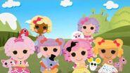 Lalaloopsy Webisode 5 Bea Spells-A-Lot and the Pet Talent Show