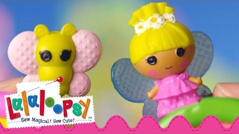 Tinies Dolls Now With Hair TV Commercial