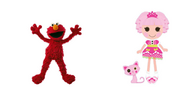 Jewel meets Elmo
