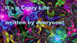 It's a crazy life titlecard