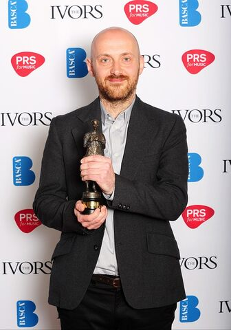 File:Justin Parker - Ivor Novello awards.jpg